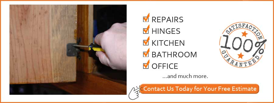 Cabinet Repairs