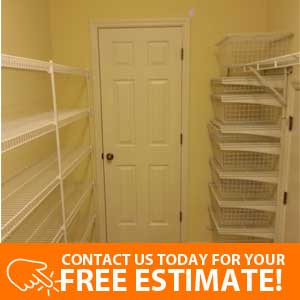 Closet Remodeling Service