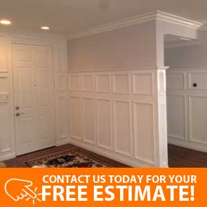 Crown Molding Installation Service