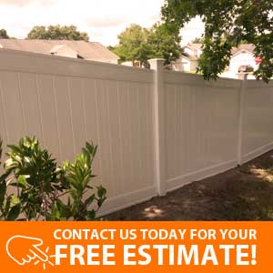 Fence Repair & Installation Service