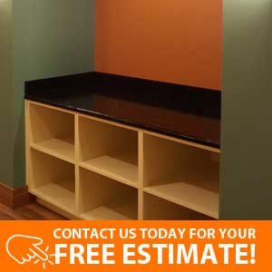 Shelf Installation Service